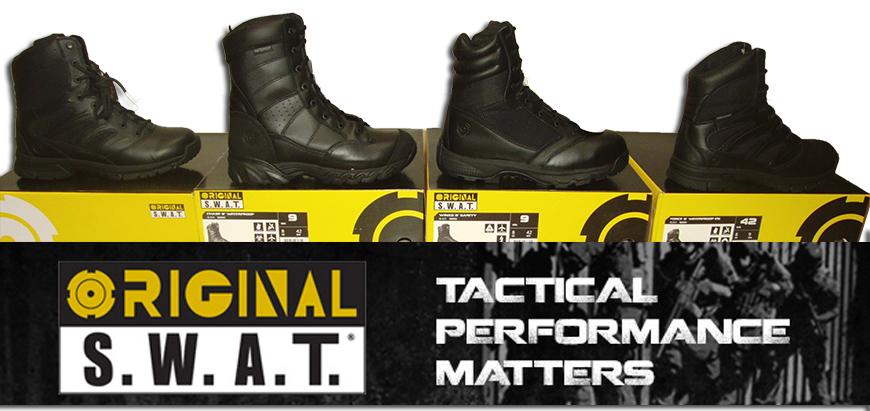 Botas Original SWAT