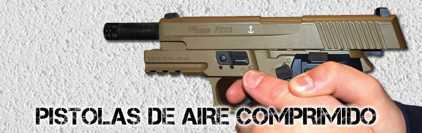 Pistolas Aire Comprimido