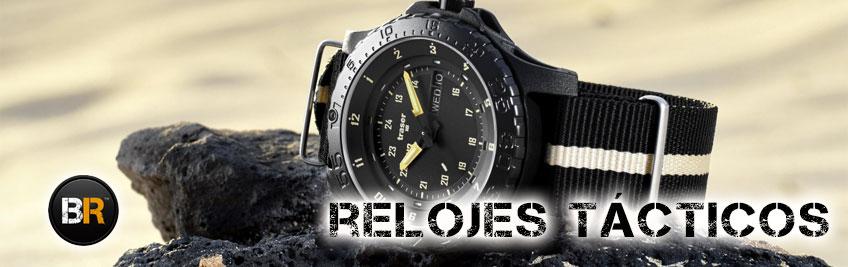 Relojes Tácticos