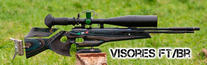 Visores Field Target / Benchrest
