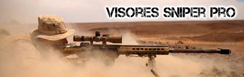 Visores Táctico y Francotirador