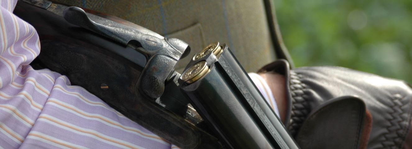 Escopeta de caza