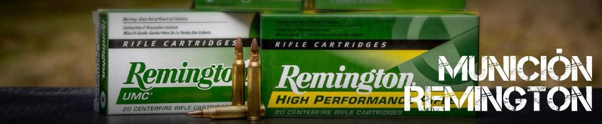 Munición Remington