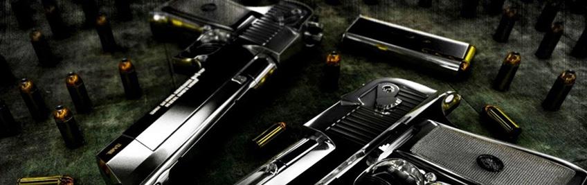 Pistolas Desert Eagle