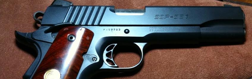 Pistolas Para-Ordnance
