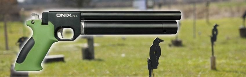 Pistolas PCP