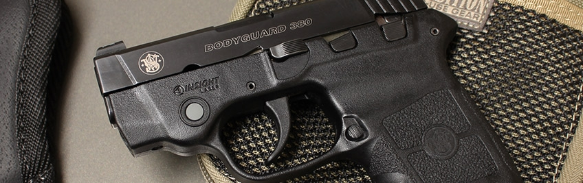 Pistola Smith Wesson Compacta