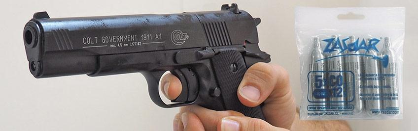 Pistolas CO2