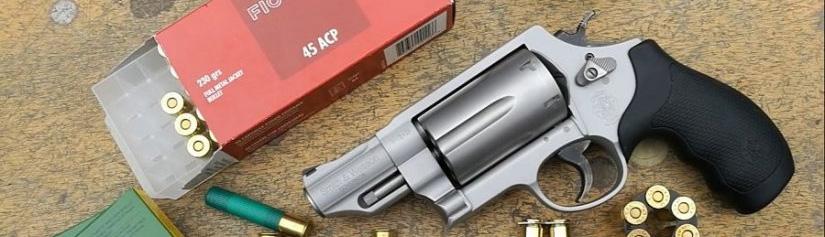 Revólver Smith Wesson Governor