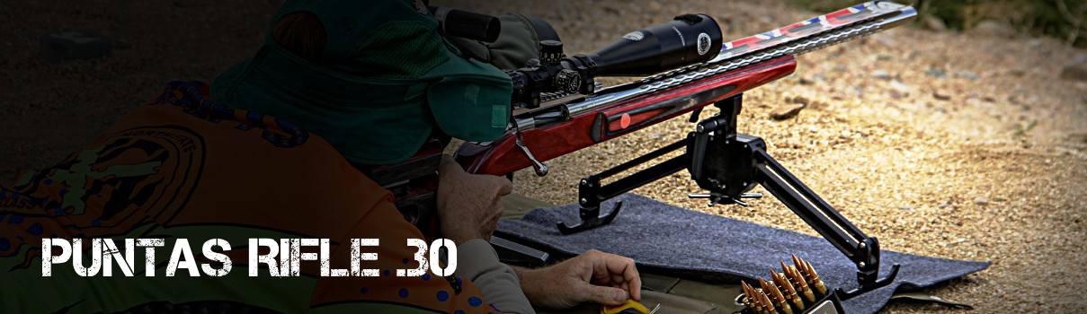 Puntas Rifle .30