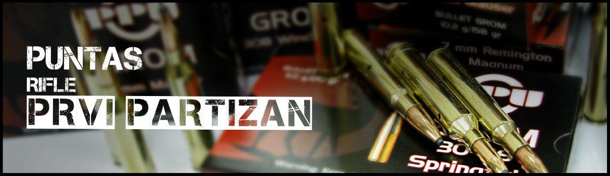 Puntas rifle PRVI Partizan