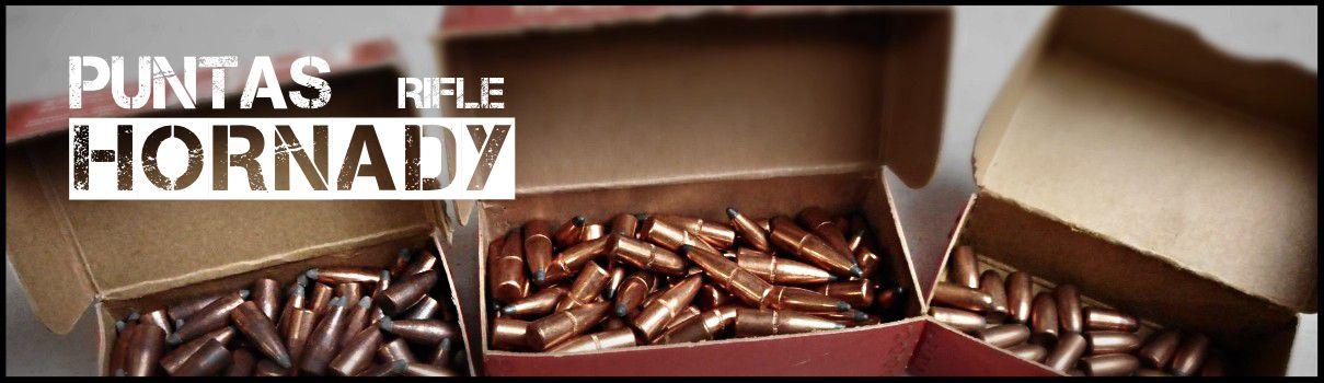 Puntas rifle Hornady