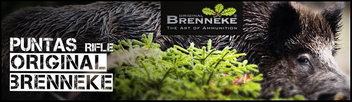 Puntas rifle Brenneke