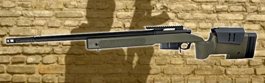 Rifles de Francotirador Airsoft