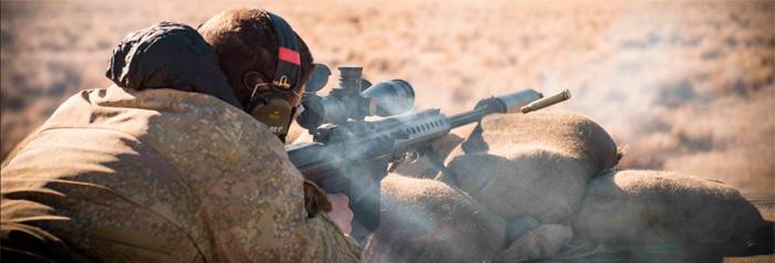 Rifle francotirador / sniper
