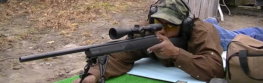 Rifle Marlin XT-17 HMR