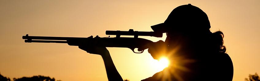 Rifle para batida / monteria