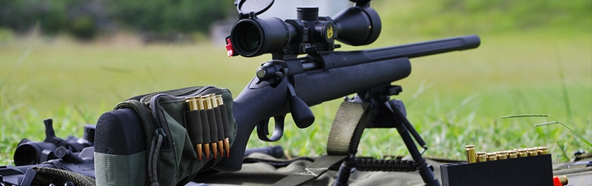 Rifle Remington 700