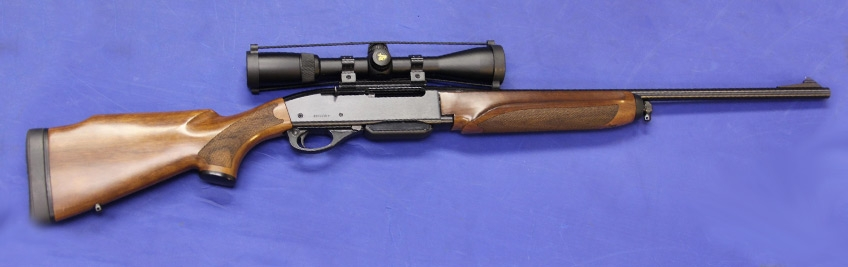 Rifle Remington 750