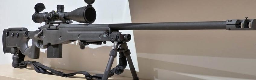 Rifle Remington 700 Police