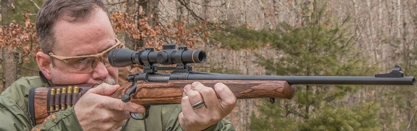 Rifle Remington Seven