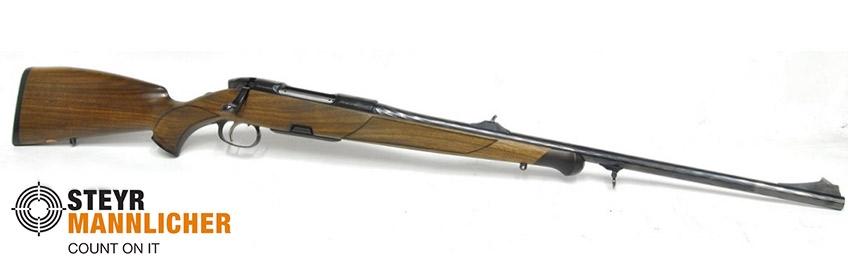 Rifle Steyr Mannlicher Classic