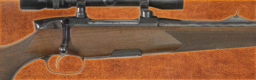 Rifle Steyr Mannlicher Luxus