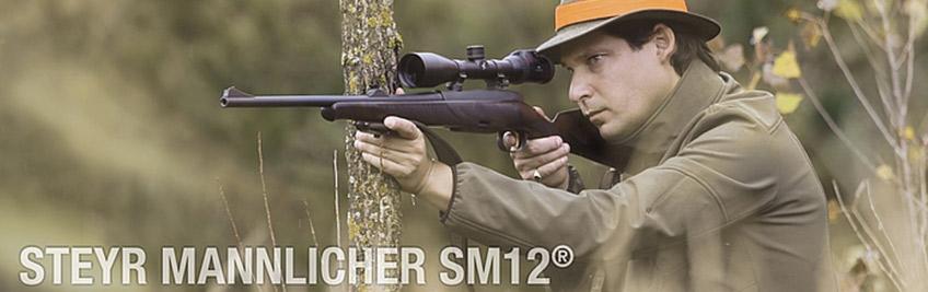 Rifle Steyr Mannlicher SM