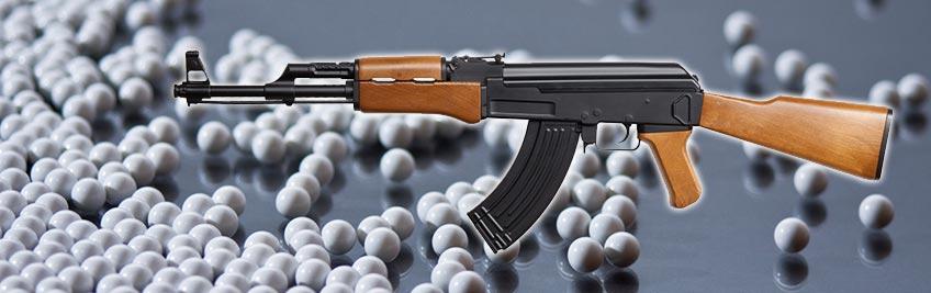 Rifles de Airsoft