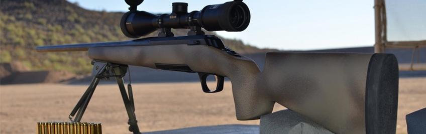 ferrolho de rifle
