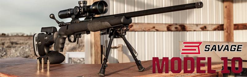 Rifle Savage 10