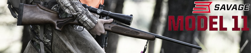 Rifle Savage 11