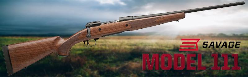 Rifle Savage 111