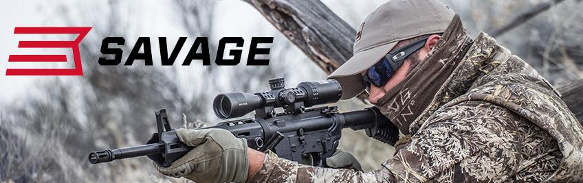 Rifle Savage