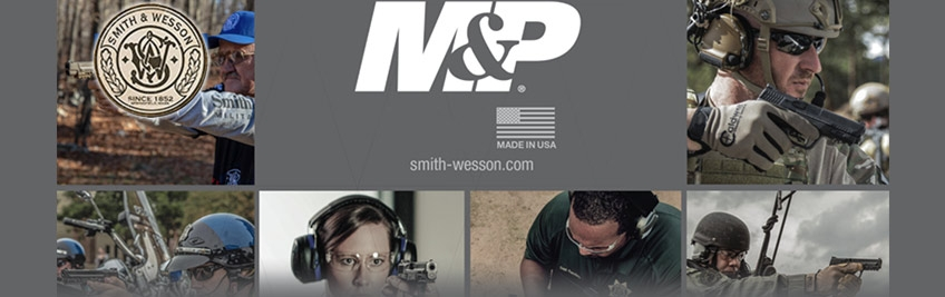 Pistola Smith Wesson M&P