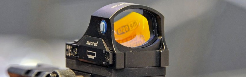 Visor Meopta Holografico