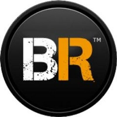 """Caja compacta MTM para revolver.- pistola. 6""""  neg"""