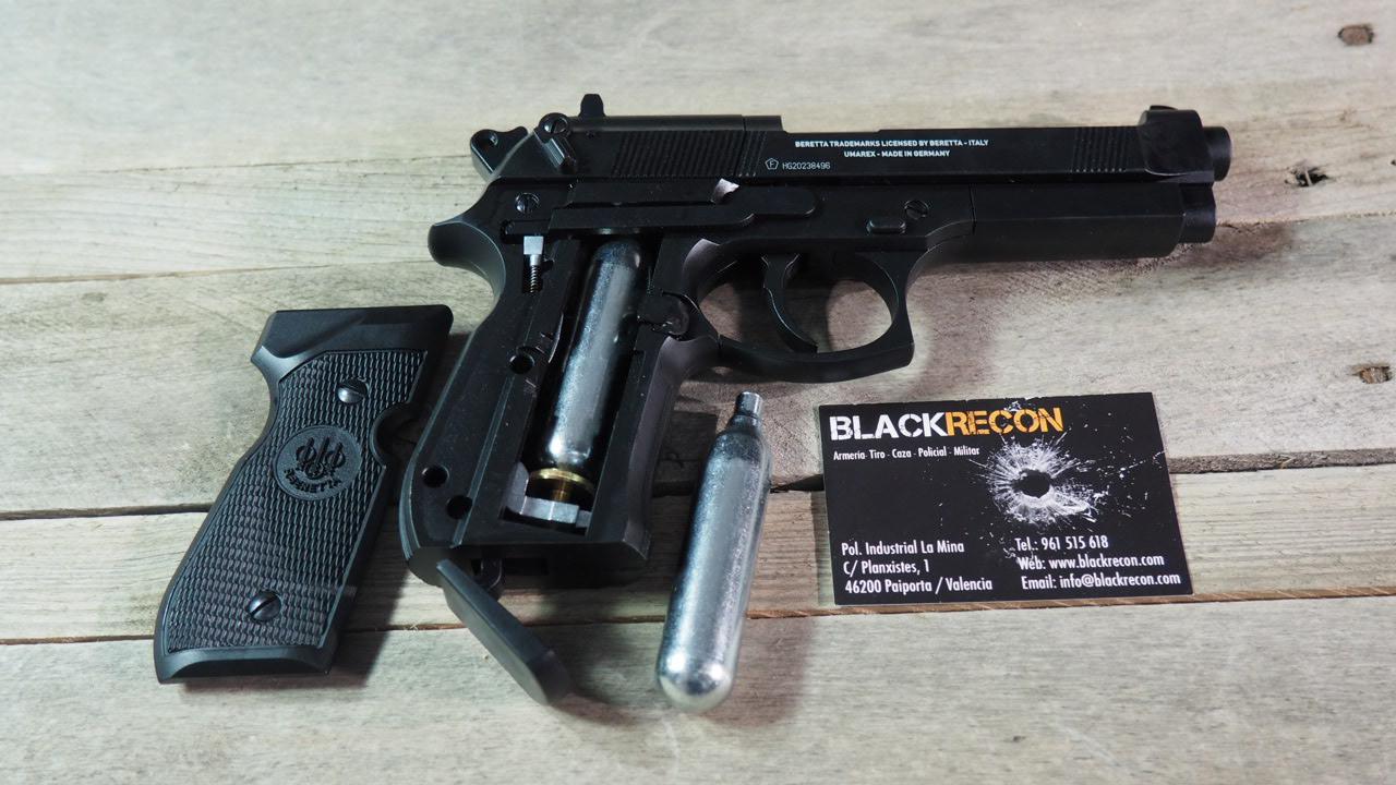 Pistola de Co2 al alcance de todos los bolsillos