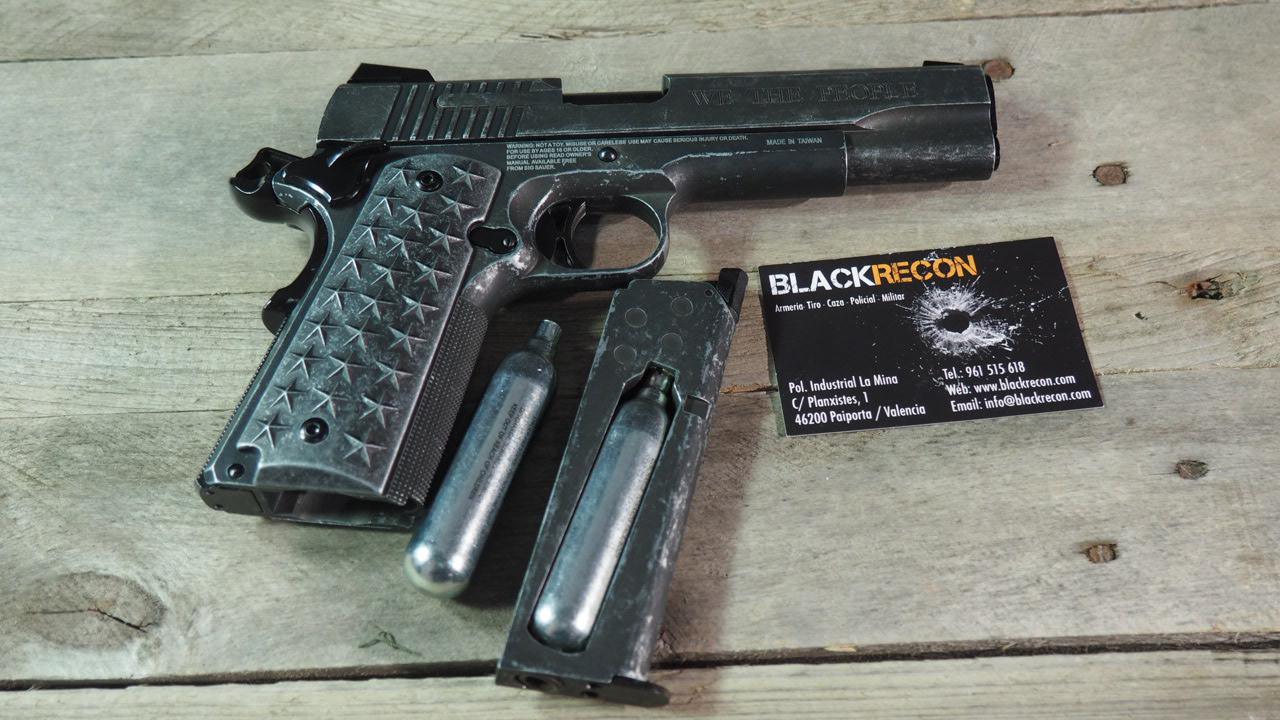 Pistola de Co2 a tu disposición