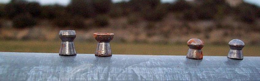Prueba realizada en Armas.es con balines 6,35 mm