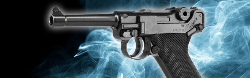 Comprar pistola de aire comprimido en Blackrecon es fácil