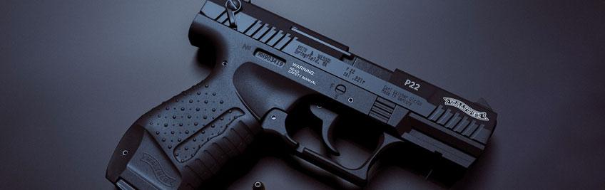 Aquí puedes comprar una pistola