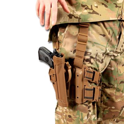 Imagen de una funda de arma corta Blackhawk