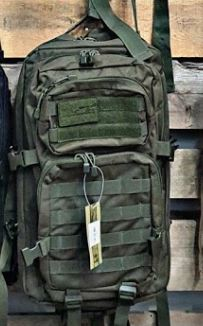 mochila miltec verde 36L