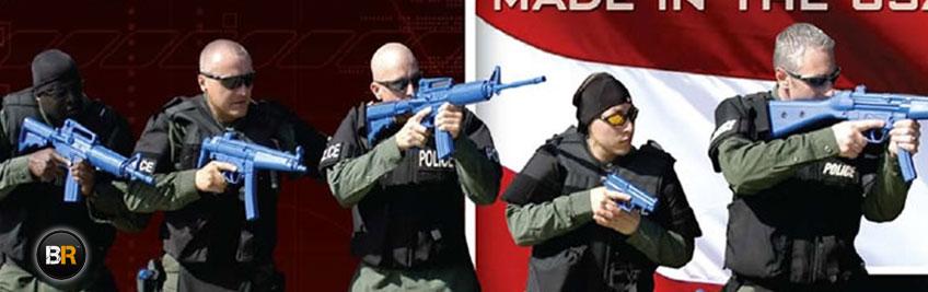 Aquí podrás comprar equipo de entrenamiento policial