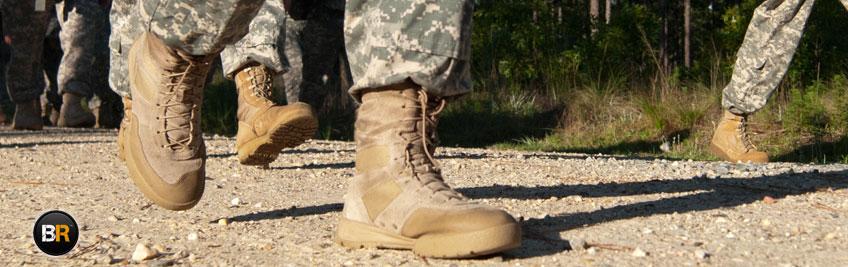 Aquí podrás comprar botas militares