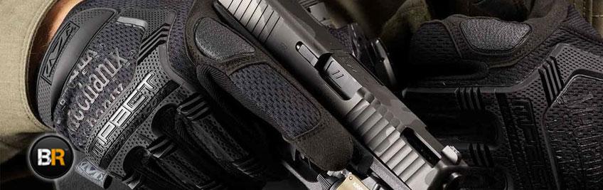 Aquí podrás comprar guantes militares tácticos