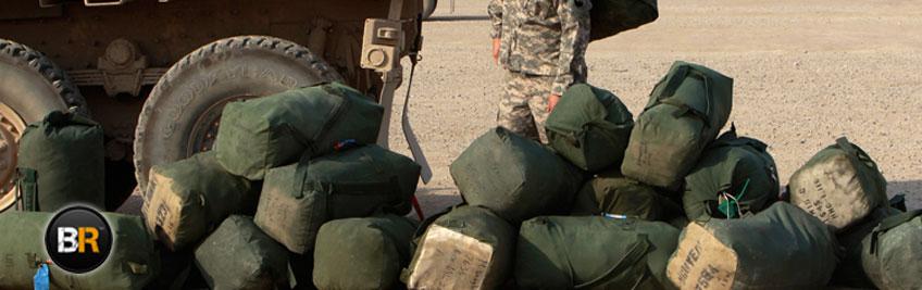 Aquí podrás comprar mochilas militares y bolsas tácticas