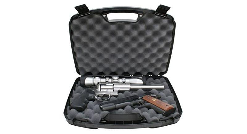 Maletín rígido arma corta