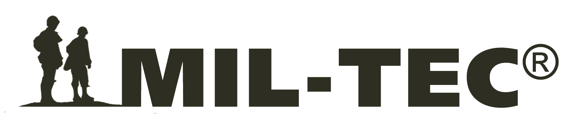 Logo de MILTEC: Especialistas en ropa táctica, equipo militar, equipo policial